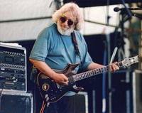 "Jerry Garcia performing ""Good Morning, Little Schoolgirl"""