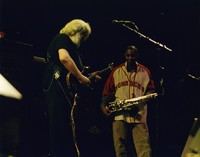 "Grateful Dead and Branford Marsalis: Jerry Garcia and Branford Marsalis performing ""Don't Ease Me In"""
