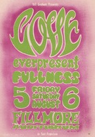 Love, Everpresent Fullness - Bill Graham Presents - August 5-6 [1966] - Fillmore Auditorium