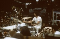 Mickey Hart, with unidentified musicians