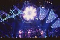 Grateful Dead, ca. 1990s: Phil Lesh, Bill Kreutzmann, Bob Weir, Mickey Hart, Jerry Garcia, Vince Welnick