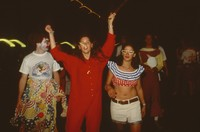 Deadheads in costumes, ca. 1991
