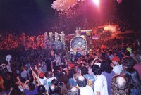 Grateful Dead Mardi Gras: parade