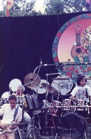 Grateful Dead: Bob Weir, Bill Kreutzmann and Mickey Hart