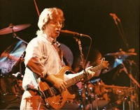 "Phil Lesh performing ""Tons of Steel"""