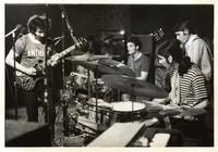 """Grateful Dead: Jerry Garcia, Ron """"Pigpen"""" McKernan, Bill Kreutzmann, Bob Weir, Mickey Hart"""