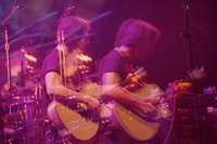 Bob Weir: multiple exposure