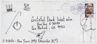 Anonymous (no return address, postmarked Sacramento, CA)
