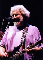 "Jerry Garcia performing ""How Sweet It Is"" with the Jerry Garcia Band"