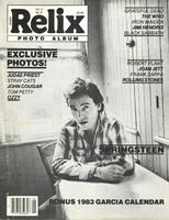 Relix: Volume 9, Number 6 - December 1982
