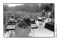 Grateful Dead: Keith Godchaux, Phil Lesh and Bob Weir