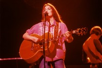 "Emmylou Harris performing ""Here, There, and Everywhere"", ca. 1982"