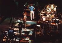 Grateful Dead: Vince Welnick, Jerry Garcia, Bob Weir, Phil Lesh, Mickey Hart, Bill Kreutzmann