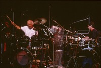 Grateful Dead, ca. 1995: Bill Kreutzmann, Mickey Hart
