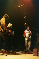 Grateful Dead: Bob Weir, Jerry Garcia, and Branford Marsalis