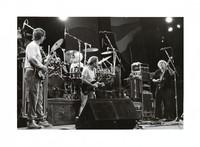 Grateful Dead, ca. 1987: Phil Lesh, Bob Weir, and Jerry Garcia