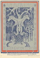 Quicksilver Messenger Service, The Other Half, Melvyn Q. [Watchpocket] - Family Dog presents - August 17-20 [1967] - Avalon Ballroom - Lights by the North American Ibis Alchemical Co.