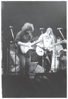 Grateful Dead: Jerry Garcia, Bob Weir, and Bill Kreutzmann