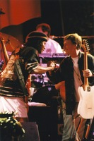 Alphonso Johnson and Steve Winwood