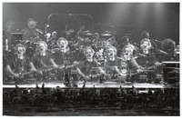 Grateful Dead, ca. 1991: multiple exposures