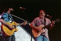 Michael Falzarano and Jorma Kaukonen