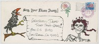 Anonymous (no return address, postmarked North Bay, CA)