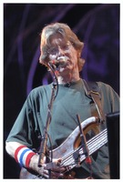 Phil Lesh performing with The Dead