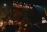 Grateful Dead: members of the band and other unidentified musicians