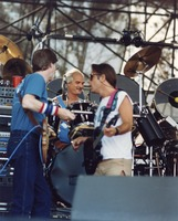 Grateful Dead: Phil Lesh, Bill Kreutzmann and Bob Weir