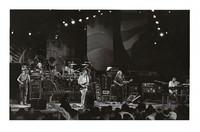Grateful Dead, ca. 1987: Grateful Dead: Phil Lesh, Bill Kreutzmann, Mickey Hart, Bob Weir, Jerry Garcia, Brent Mydland
