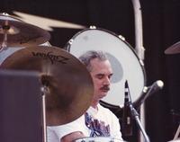 "Bill Kreutzmann performing ""Rhythm Devils"" (""Drums"")"