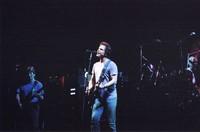 Grateful Dead: Bob Weir, with Phil Lesh and Bill Kreutzmann in the background