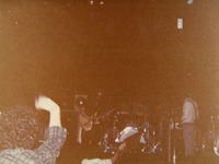 Grateful Dead, ca. 1977: Jerry Garcia, Bob Weir (?)