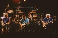 Grateful Dead and Steve Miller: Bill Kreutzmann, Bob Weir, Steve Miller, Mickey Hart, Jerry Garcia