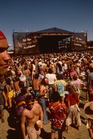 Deadheads at the Cal Expo Amphitheatre
