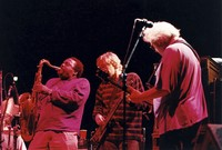 Jerry Garcia Band: David Murray, John Kahn and Jerry Garcia