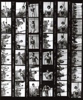 Mickey Hart's Mystery Box: contact sheet with 36 images