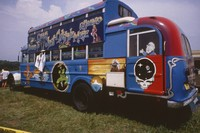 Deadhead bus, ca. 1992