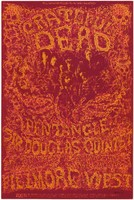 Grateful Dead, Pentangle, Sir Douglas Quintet, Lights by Brotherhood of Light. February 27-March 2, 1969, Fillmore West