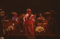 Grateful Dead, ca. 1980: Bill Kreutzmann, Phil Lesh, Mickey Hart