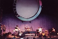 "Bob Weir with Bruce Hornsby and his band performing ""Jack Straw"": John D'Earth, Bobby Read, Debbie Henry, Bruce Hornsby, John Molo, Bob Weir, J.V. Collier, John ""J.T."" Thomas"