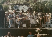 Grateful Dead: Phil Lesh, Bill Kreutzmann, Bob Weir, Mickey Hart, and Jerry Garcia