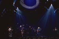 Grateful Dead, ca. 1992: Phil Lesh, Bill Kreutzmann, Bob Weir, Mickey Hart, Jerry Garcia, Vince Welnick