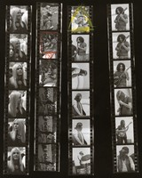 Grateful Dead: contact sheet with 24 images