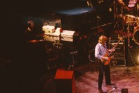 """Grateful Dead So Far"" production: Phil Lesh with unidentified camera operator"