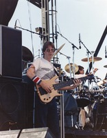 Grateful Dead, ca. 1990: Phil Lesh and Mickey Hart