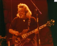 "Jerry Garcia playing ""Mexicali Blues"""
