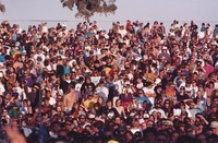 Grateful Dead at Autzen Stadium: audience