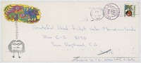 Anonymous (no return address, postmarked Sea Cliff, NY and Long Island, NY)
