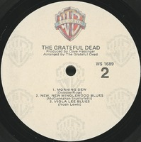 Grateful Dead [album cover]